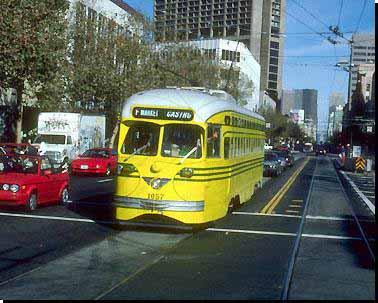 Tw 1057 Market und 12te, 26.11.1995