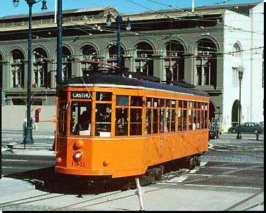MUNI 1911 Ferries, 2.2.2001